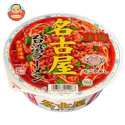 【送料無料】ヤマダイ ニュータッチ 凄麺 名古屋台湾ラーメン 110g×12個入