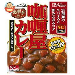 【送料無料】ハウス食品 カリー屋カレー 辛口 200g×30個入