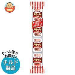 【送料無料】【2ケースセット】【チルド(冷蔵)商品】QBB スモーク味ベビー 60g(4個)×25個入×(2ケース)