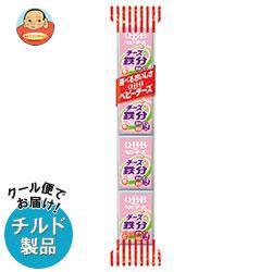 【送料無料】【2ケースセット】【チルド(冷蔵)商品】QBB チーズで鉄分ベビー 60g(4個)×25個入×(2ケース)