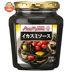 【送料無料】カゴメ アンナマンマ イカスミソース 240g瓶×24本入