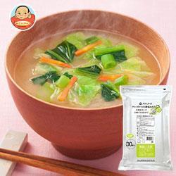 【送料無料】アマノフーズ フリーズドライ 業務用 野菜みそ汁 GY-30 30食×1袋入