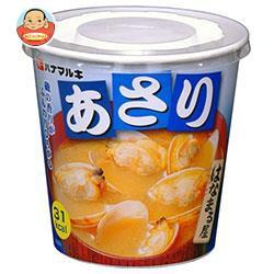 【送料無料】【2ケースセット】ハナマルキ はなまる屋あさり 1食×6個入×(2ケース)