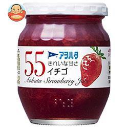 【送料無料】アヲハタ 55 イチゴ 250g瓶×6個入