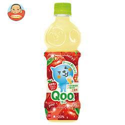 【送料無料】コカコーラ ミニッツメイド Qoo(クー) りんご 470mlペットボトル×24本入