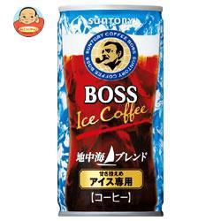 【送料無料】【2ケースセット】サントリー BOSS(ボス) 地中海ブレンド 185g缶×30本入×(2ケース)