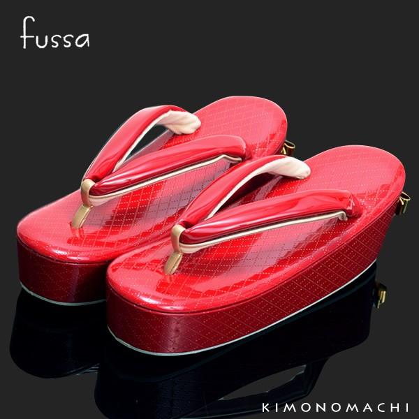 一番人気物 fussa 結婚式に 草履単品「赤色 リボン」型押リボン飾り fussa 振袖草履 フッサ フッサ 成人式 結婚式に [送料無料], 東浅井郡:6c595bf2 --- ballettstudio-gri.de
