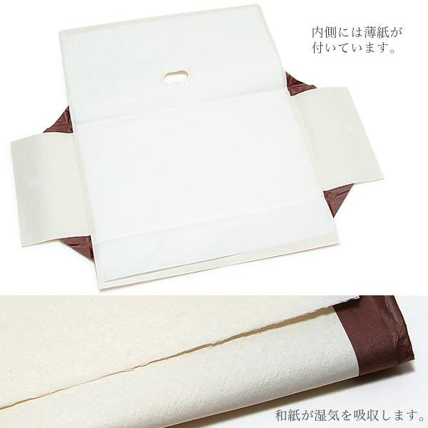 窓付き 帯たとう紙 たとう紙帯用