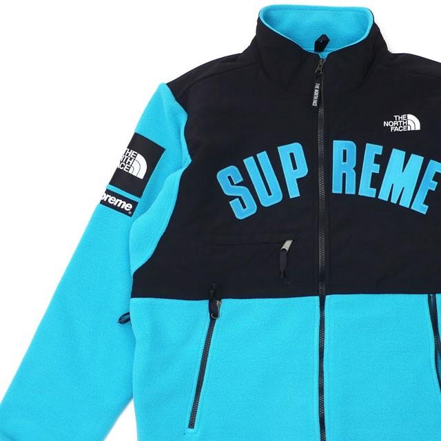 最上の品質な Logo Denali TEAL Fleece 228000166145 SUPREME ザ OUTER ノースフェイス 新品 THE シュプリーム NORTH Jacket FACE x Arc-ジャケット・アウター