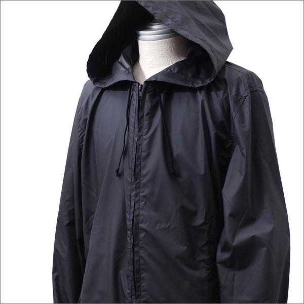 【送料無料キャンペーン?】 (新品)BLACK COMME des GARCONS x NIKE NYLON HOODED JKT BLACK 225-000317-071x【新品】(OUTER, サントウグン 37f41a0b