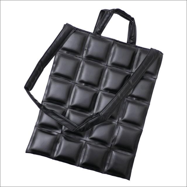 無料配達 BLACK SHOULDER GARCONS PATCHWORK TOTE COMME des 277-002488-011x【新品】(グッズ) (新品)BLACK-バッグ