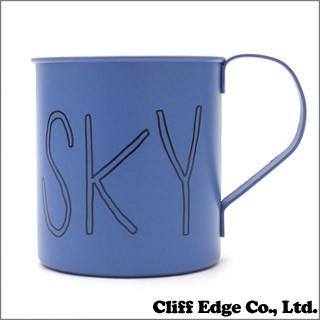 (新品)TODAY'S SPECIAL (トゥデイズ スペシャル) Stainless Mug SKY(マグカップ) BLUE 290-003555-014 (グッズ)