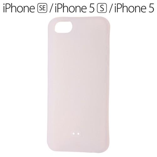 34cff1d98c ☆ iPhone SE / 5S / 5 専用 シリコンケース シルキータッチ ホワイト ...