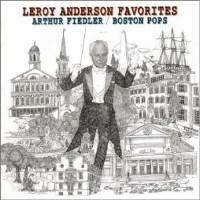 CD / アーサー・フィードラー&ボストン・ポップス管弦楽団 / トランペット吹きの休日 ルロイ・アンダーソン名曲集
