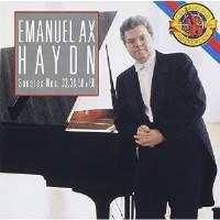 CD / エマニュエル・アックス / アックス ハイドン:ピアノ・ソナタ集