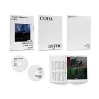 BD / 坂本龍一 / Ryuichi Sakamoto:CODA コレクターズエディション with PERFORMANCE IN NEW YORK:async(Blu-ray) (本編ディスク+特典デ