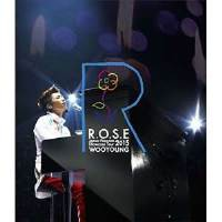BD / WOOYOUNG From 2PM / WOOYOUNG From 2PM Japan Premium Showcase Tour 2015 R.O.S.E(Blu-ray)