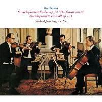 CD / ベルリン弦楽四重奏団 / ベートーヴェン:弦楽四重奏曲 第10番「ハープ」/第14番 (解説付)
