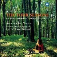 CD / アンネ=ゾフィー・ムター / ヴィヴァルディ:ヴァイオリン協奏曲集「四季」 (解説付)