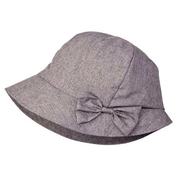 418b35865690b アルファックス 422518 軽量ふんわりUV小顔帽子 グレーの通販はau Wowma ...