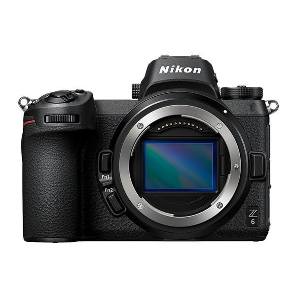 【一部予約販売】 [ミラーレス一眼カメラ(2450万画素・レンズ別売)] Nikon Z6 ボディ-カメラ