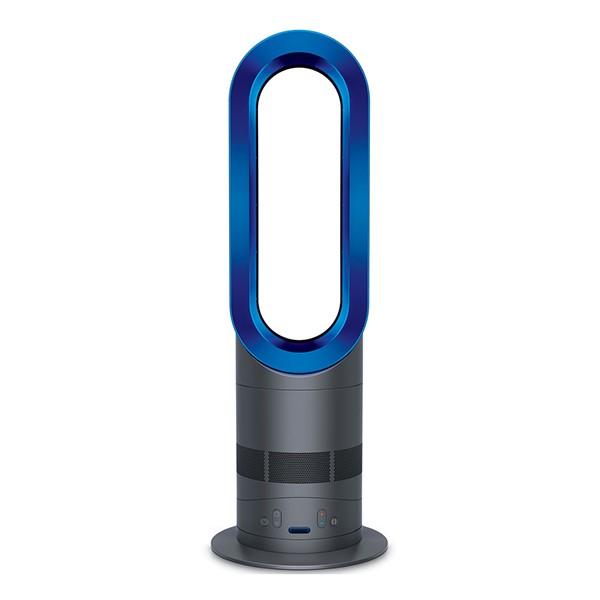 DYSON AM05-IB アイアン/サテンブルー Hot + Cool [電気ファンヒーター(1200W)]