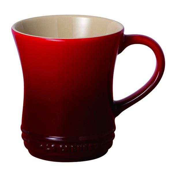 ル・クルーゼ 910072-01-06 マグカップ S チェリーレッド