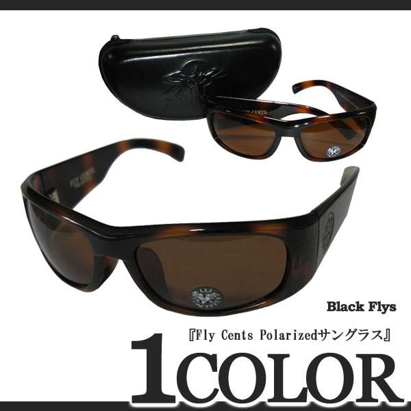 Black Flys/Fly Cents Polarizedサングラス BF-1012-2915)