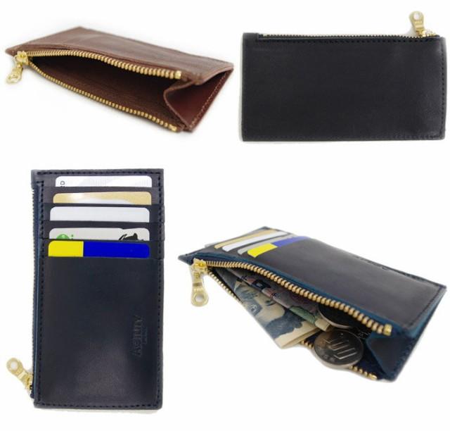 dca4e4eb364d 財布 小銭入れ カードケース 本革 アジリティアッファ AGILITY affa パーティション インナーカードケース