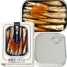 缶詰 国分 K&K 缶つまプレミアム 日本近海どりいわし味付 和風サーディン 75g