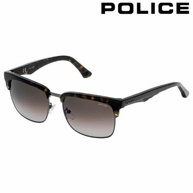 POLICE ポリス サングラス メンズ BLACKBIRD 1 SPL354 72A 国内正規モデル 送料無料