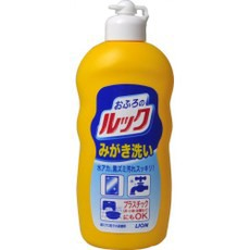 ルック おふろのみがき洗い(400g) ライオン お風呂掃除 お風呂用洗剤 お風呂洗い 浴槽洗剤 掃除用洗剤 ヌメリ 排水口