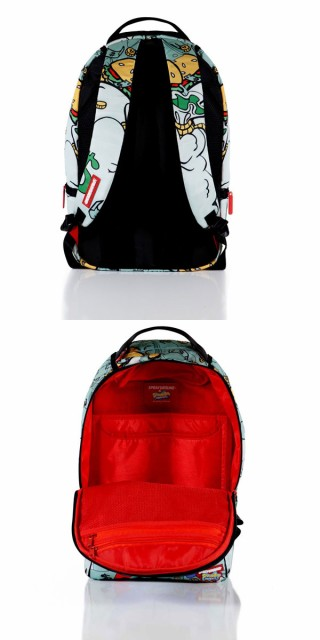 SPRAY GROUND(スプレーグランド) Money Crabs Backpack