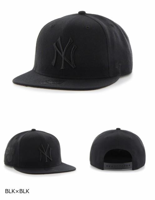 47ブランド ヤンキース キャップ CAP 帽子 47BRAND メンズ B系 ダンサー Yankeeys Sure Shot'47 CAPTAIN