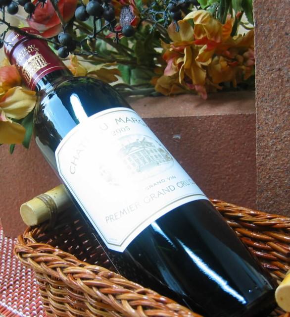 シャトー・マルゴー [2005] 375ml ハーフ【送料無料】【高品質ワイン】