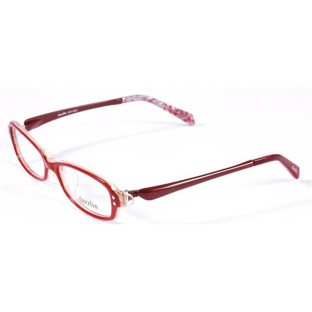 ダズリン 伊達眼鏡 メガネ dazzlin DDZF-2523-1 DZF-2523-2 DZF-2523-3 DZF-2523-4 人気 ブランド ファッション 眼鏡 アイウェア オシャ