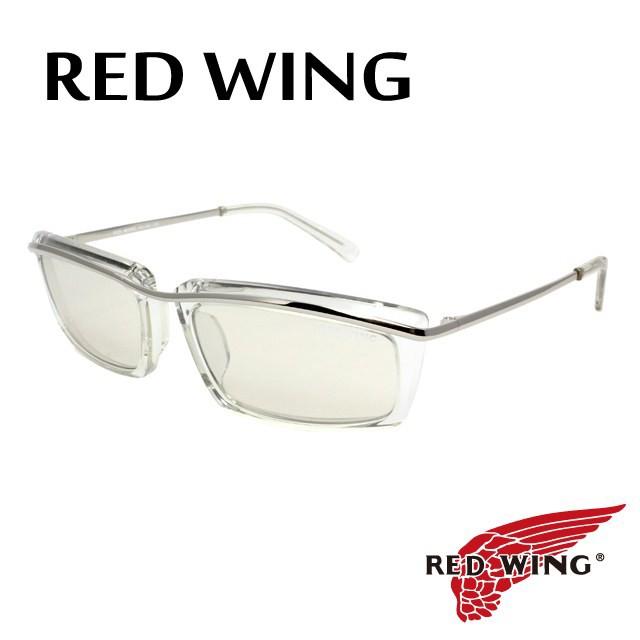 レッドウィング RED WING サングラス RW-004 3 ガラスレンズ メンズ アイウェア