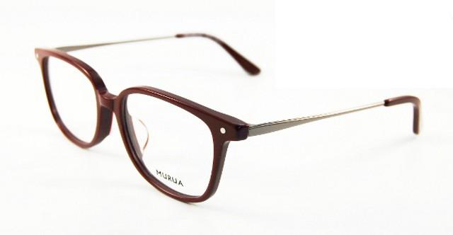ムルーア 伊達眼鏡 MURUA MUF-2011-1 MUF-2011-2 MUF-2011-3 人気 ブランド ファッション アイウェア 眼鏡 めがね メガネ