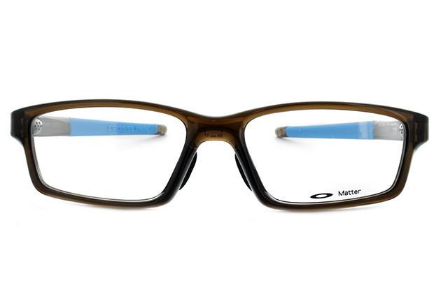 オークリー 伊達眼鏡 メガネ OAKLEY Crosslink Pitch クロスリンクピッチ OX8041-1656 56 人気 ブランド スポーツ アイウェア ファッショ