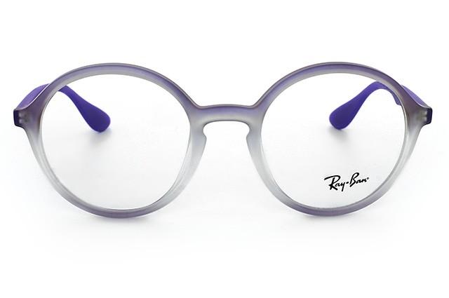【国内正規品】レイバン 伊達眼鏡 Ray-Ban RAYBAN RX7075F(RB7075F) 5600 49 アジアンフィット メンズ レディース