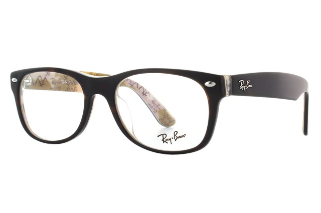 【国内正規品】レイバン 伊達眼鏡 Ray-Ban RAYBAN RX5184F 5409 52 ニューウェイファーラー RB5184F