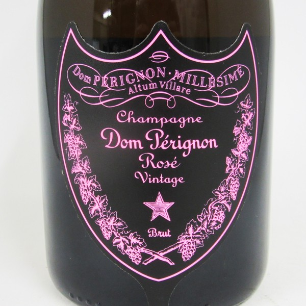 【ルミナスボトル】ドンペリニヨン ロゼ 2005年 750ml 正規品 (箱なし)