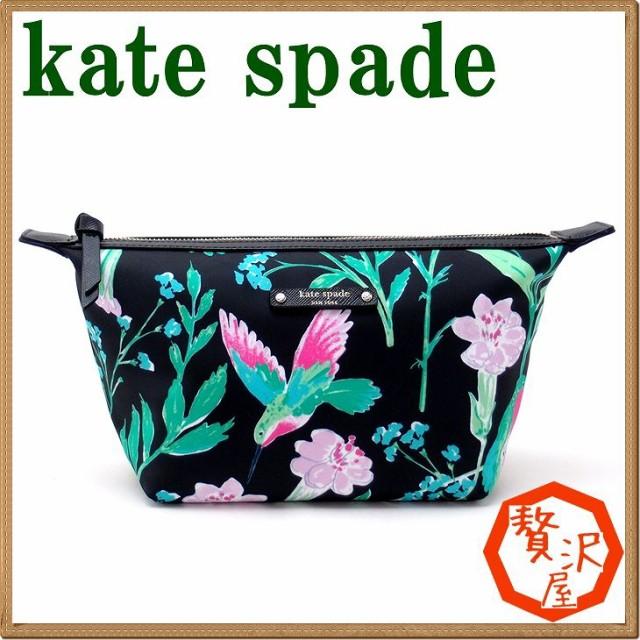 b4f93e3c13 ケイトスペード バッグ Kate Spade ポーチ コスメポーチ 化粧ポーチ WLRU4787-006 tem b