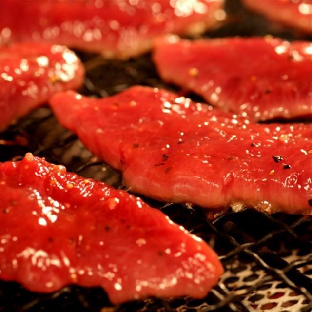 塩ダレ厚切り牛タン500g(味付け)/牛タン/タン/たん/牛たん/冷凍A