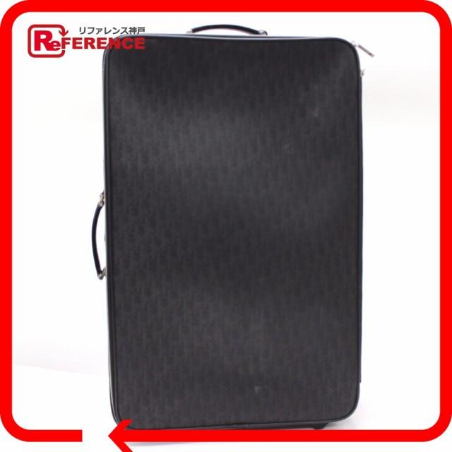 wholesale dealer 21d1f 75635 あす着 DIOR HOMME ディオール・オム 2輪 トロッター キャリーバッグ スーツケース クリスチャンディオール