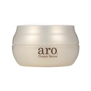 aro.(アロ)クリムサボン 100g 美容成分たっぷり配合クリーム洗顔料