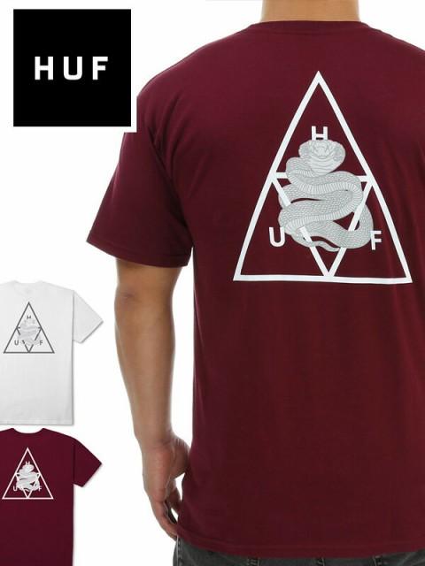ゆうメール便送料無料 huf ハフ tシャツ メンズ レディース 半袖