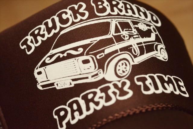 Truck Brand トラックブランド メッシュキャップ メンズ レディース 帽子 Z_16■05170614