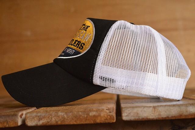 大きいサイズ AMERICAN TRAVELERS メンズ キャップ 帽子 BIG-108 【GRI】■05171005