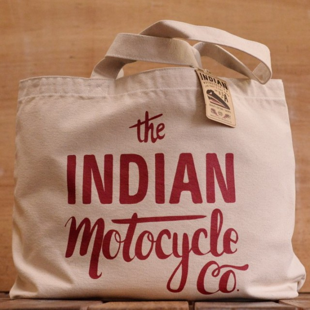 Indian Motocycle × Nowh Ereman コラボ トートバッグ 18SS-IDM11【IN】 ■180329